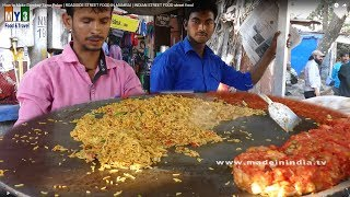 Download How to Make Bombay Tawa Pulao | ROADSIDE STREET FOOD IN MUMBAI | INDIAN STREET FOOD street food Video