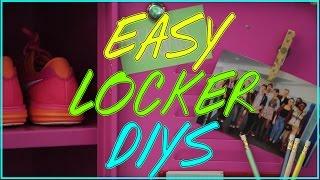 Download Easy DIY Locker Decorations with Jill Cimorelli Video
