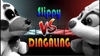 Download FNAF Plush - SLIPPY VS. DINGALING (EPIC!!!) Ft. Five Nights at Froakie AND JoelMaddog Andrews Video