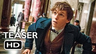 Download Fantastic Beasts and Where to Find Them Teaser Trailer #1 (2016) J.K. Rowling Fantasy Movie HD Video