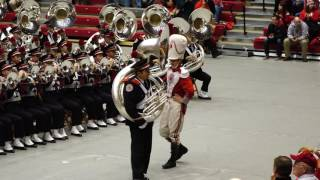 Download Script Ohio Cy Aalaei iDotter at Skull Session Ohio State Marching Band 11 26 2016 OSU vs MI Video