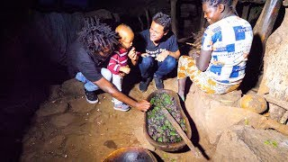 Download Ethiopian Food in 500 YEAR OLD Konso Village in Ethiopia - AMAZING AFRICAN CULTURE! Video