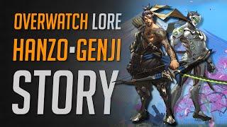 Download Overwatch Story | Hanzo & Genji Geschichte - Die Shimada Brüder ★ Kurzfilm Drachen erklärt Video