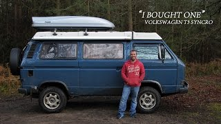 Download Volkswagen T3 Syncro - I Bought One   Lloyd Tulloch Video