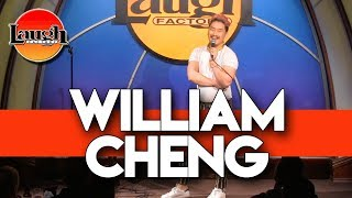 Download William Cheng | Asian Fetish | Laugh Factory Stand Up Comedy Video
