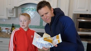 Download What's inside a Microwave Popcorn Bag? Video