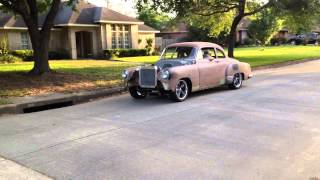 Download 1952 Chevy LS swap first drive - Part 2 Video