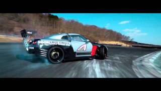 Download Daigo Saito's 1000HP HKS R35 GTR Formula D Shakedown Video