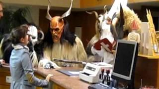Download Krampus, Krampusse & Nikolaus - Brauchtum in Hinterstoder Video