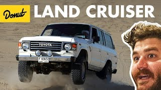 Download Toyota Land Cruiser - Everything You Need to Know | Up to Speed Video