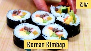 Download How to make Kimbap Video