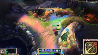 Download GTX 750 TI League of legends 1080P 60FPS Video