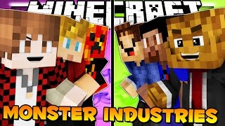 Download THE PACK SHOWDOWN Minecraft Monster Industries w/ Vikkstar123, Woofless & JeromeASF Video