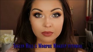 Download MAKEUP TUTORIAL: Jaclyn Hill x Morphe paleta Video