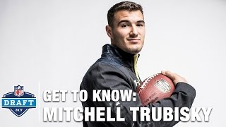 Download Get to Know: Mitchell Trubisky (North Carolina, QB) | 2017 NFL Draft Video