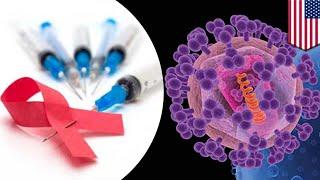 Download HIV vaccine: Experimental new vaccine targets protective HIV sugar-protein shield - TomoNews Video