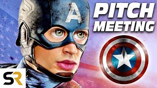 Download Captain America: The First Avenger Pitch Meeting Video