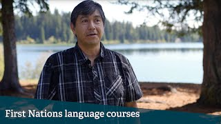 Download First Nations Language Teachers - Thompson Rivers University Video