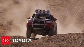 Download From Rubicon to Baja: Off-Road Features with the 4Runner - Toyota Racing | Toyota Video