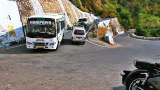 Download KOLLIMALAI: Haripriya Tourist Bus, Jeep and Van Turn on the 34/70 Bend Road Namakkal District. Video