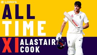 Download Lara, Kallis & McGrath - Alastair Cook's All Time XI Video