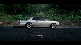 Download Inheritance | Nissan Skyline KGC10 V8 Video