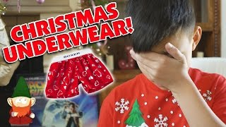 Download I GOT UNDERWEAR FOR CHRISTMAS!!! Video