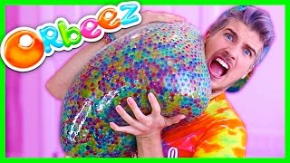 Download GIANT ORBEEZ STRESS BALL! Video