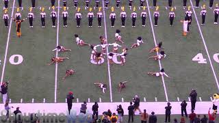 Download Alabama State Marching Band Halftime Show - 2017 Turkey Day Classic Game Video