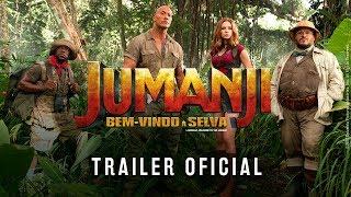 Download JUMANJI: Bem-vindo à Selva | Trailer (Legendado) Video
