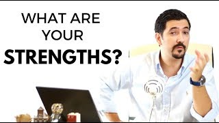 Download What Are Your Strengths? Learn How To Answer This Job Interview Question ✓ Video