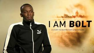 Download 'I am Bolt' - Life in the fast lane with Usain Bolt Video