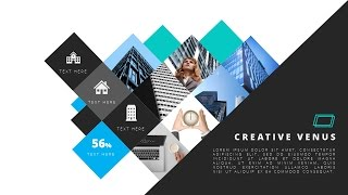 Download How to Design Beautiful SMART ART Slide Template in Microsoft PowerPoint (PPT) Video