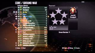 Download Biggest Hacker on Black Ops 2? - Changing PSN Name in Pre-Game Lobby! Video