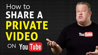 Download How To Share a Private Video On YouTube Video