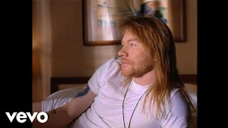 Download Guns N' Roses - Since I Don't Have You Video