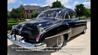 Download 1949 Oldsmobile Eight Eighty Classic Muscle Car for Sale in MI Vanguard Motor Sales Video