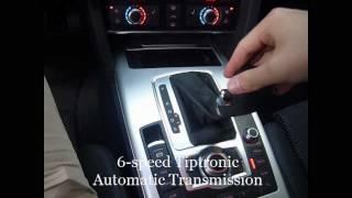 Download 2011 Audi A6 3.0 TDI Fuel Consumption Test Video