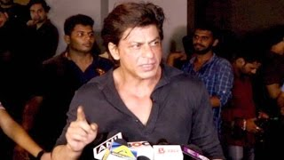 Download Shahrukh Khan Gets Angry On Reporter When Ask About Raees-Kaabil Clash Video