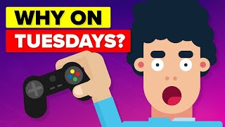 Download Why Do Video Games Come Out on Tuesdays? Video