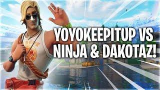 Download Ninja and Dakotaz vs Yoyokeepitup Video