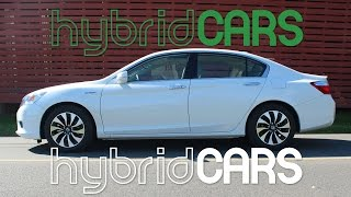 Download 2015 Honda Accord Hybrid Review – HybridCars Review Video