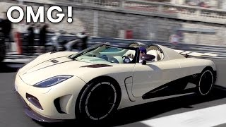 Download Monaco Madness Supercars during Top Marques 2017 Part 3 Video