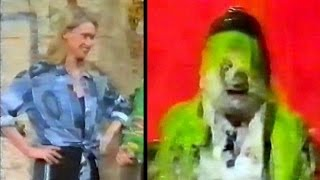 Download Anneka Rice foamed and gunged on Noel's House Party Video
