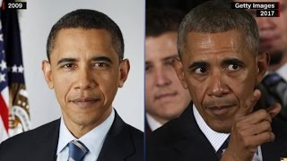 Download Before and after photos of presidents Video