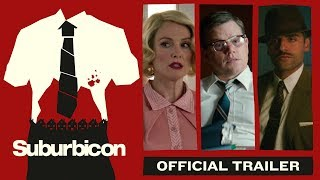 Download Suburbicon (2017) - Official Trailer - Paramount Pictures Video