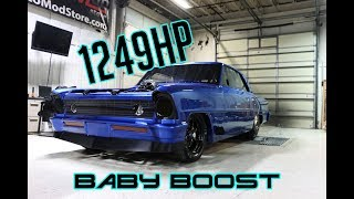 Download 1249HP on BABY BOOST! (Blue Goose Alert) Video