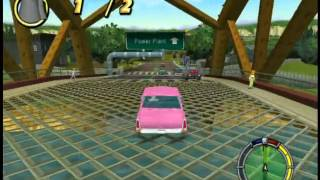 Download The Simpsons Hit & Run Donut Mod 3.0.1 - Level 1 Missions (Hellfish) Video