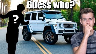 Download Can You Guess The Youtuber By Their Car? Video