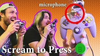 Download I Built a Terrible N64 Controller for GameGrumps Video